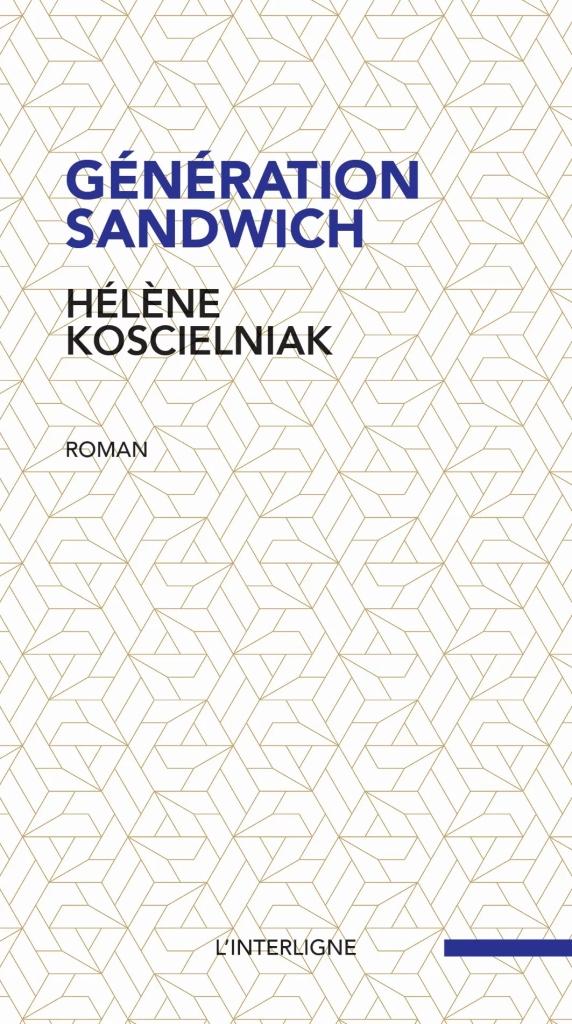 Couverture du livre Génération sandwich